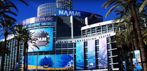 """God's going to judge your gear. ""NAMM 2016 Show Overview By Mike Spreier. Part 1"